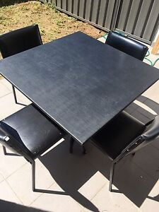 Table & chairs St Marys Penrith Area Preview