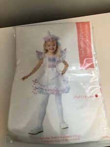 Brand new toddler enchanted unicorn costume! Size 2T-4T