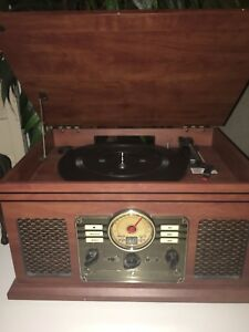 Brand new, barely used record player!!