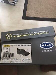 DrScholl's Oil Resistant men's shoes