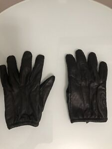 Stab-proof Leather Gloves - size Large - BRAND NEW!