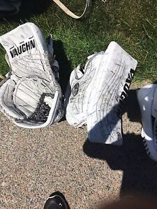 Vaughan goalie gear