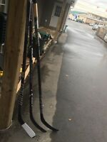 Premium used hockey sticks $80