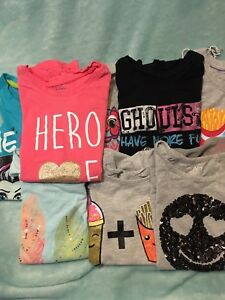 Girl's Size 7/8 Shirts