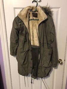 River Island Parka from ASOS