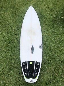 Chilli Churro Surfboard