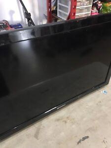 "42"" sansui flat screen tv"