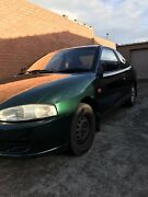 Mitsubishi Lancer GLI 1998 with rego Epping Whittlesea Area Preview