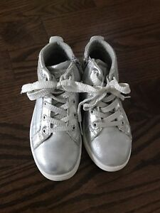 """High Top Sneakers in """"like new"""" condition, Size 12"""