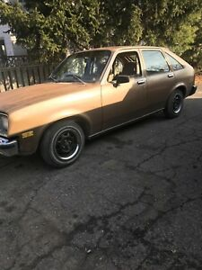 1981 Chevy chevette