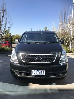 Hyundai Iload 2014 MY14 Refrigerated Minus 10 van Campbellfield Hume Area Preview