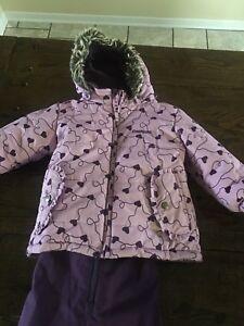 18 Month girls Oshkosh Snowsuit
