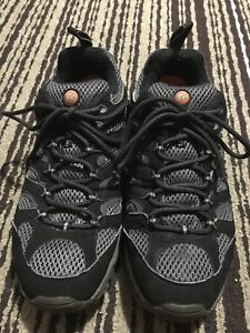 Merrell Hiking Shoes Trail Shoes Mens size 9