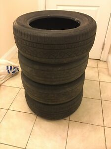Free All-Season Tires 215 60/R16