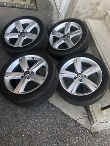 Volkswagon VW Rims and Tires