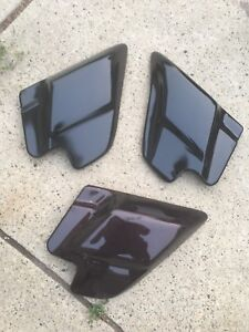 Harley side panels