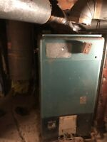 Furnace installs and duct cleaning.