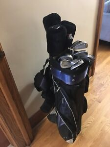 Technique G2 Tour women's/lady golf club set and Technique bag