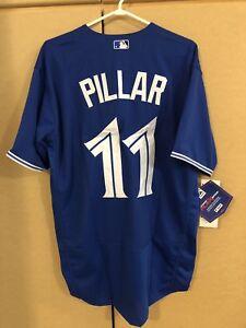 New w Tags & on hand... Toronto Blue Jays Kevin Pillar jerseys