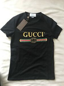 Gucci black Tshirt