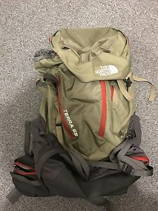 The North Face Travel / Hike pack - Terra 65 Coburg Moreland Area Preview