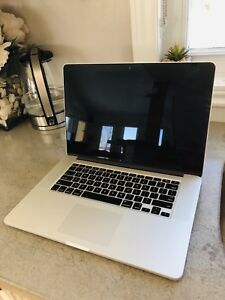 "Apple MacBook Pro ""Core i7"" 2.3 15"" Retina 2012"