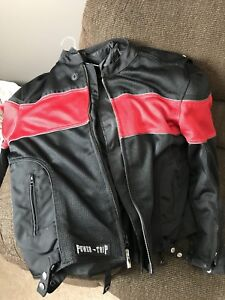 Power Trip motorcycle Jacket