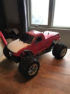 FG monster truck RC 1/5 scale