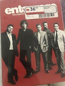 BRAND NEW SEALED ENTOURAGE SEASON 4 DVD BOXED SET!!