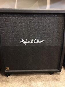 Brand New Hughes and Kettner 4x12