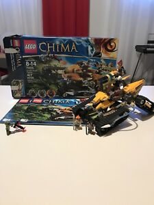 Lego Chima, Laval's Royal Fighter,70005