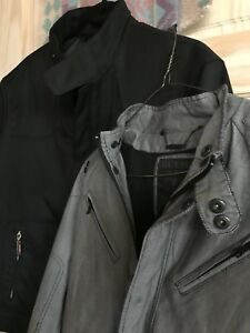 Guess brand jackets