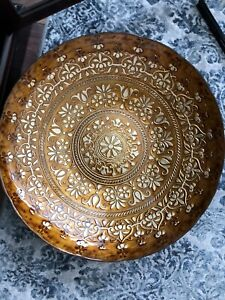 Bombay Gold plate