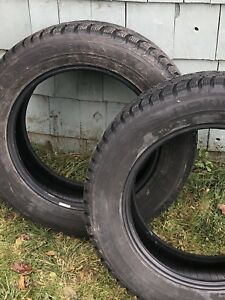 Winter Tires - 205/60R16