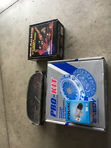 FC RX7 Clutch Kit & Other Parts