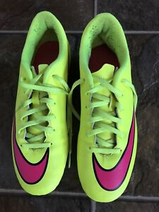 Nike soccer shoes!