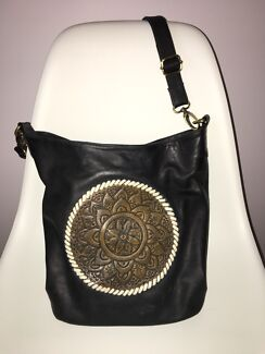 Real leather bag!