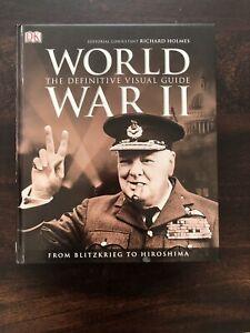 World War II The Definitive Visual Guide Book