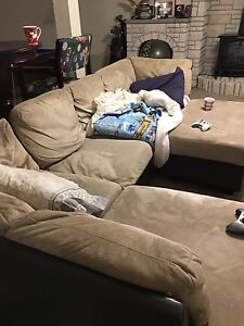 Beige Couch for sale - used
