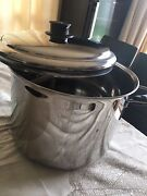 Large cooking pot with lid Holden Hill Tea Tree Gully Area Preview