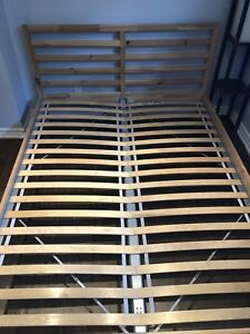 IKEA BED FRAME - Queen Size