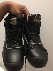 Work boots size 43 us 10