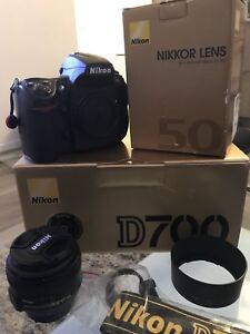 Nikon D700 - Mint In Box