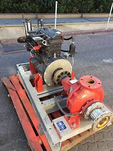 Cummins diesel motor with pump Kings Park Blacktown Area Preview