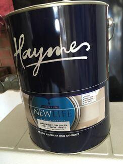 Haymes  washable low Sheen paint 10litre
