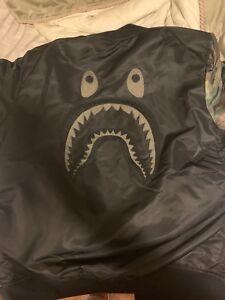 Bape x Undefeated ma-1 Jacket