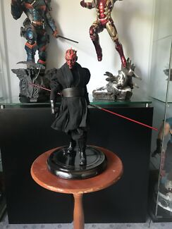 Sideshow collectable darth maul premium format statue