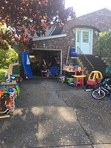 Yard Sale  Saturday June 24
