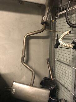Exhaust (stock) Vw golf tsi MK7 Kensington Eastern Suburbs Preview