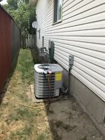 AC/Furnace/ gas line and ductwork renovation relocates